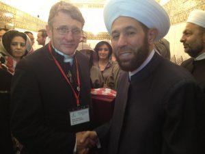 Dr Badreddin Hassoun - the Grand Mufti of Syria