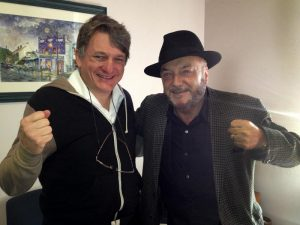 Fighting Father George Galloway