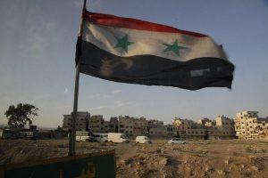 Syrian Flag