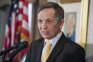 No tanks ... Dennis Kucinich