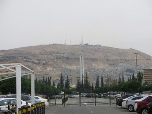 Qasioun Mountain, Damascus