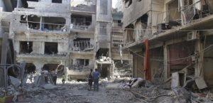 Yarmouk, Damascus